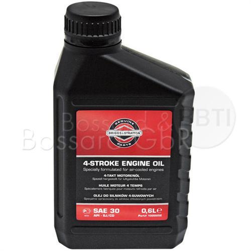 Briggs & Stratton - 4-Takt Öl SAE 30 0,6 l Flasche