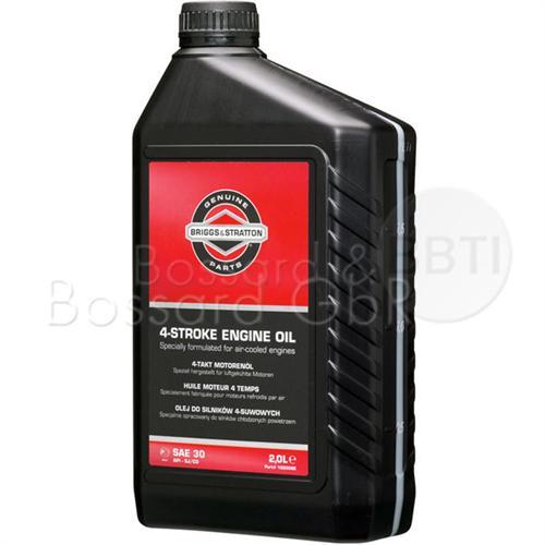 Briggs & Stratton - 4-Takt Öl SAE 30 2,0 l Flasche