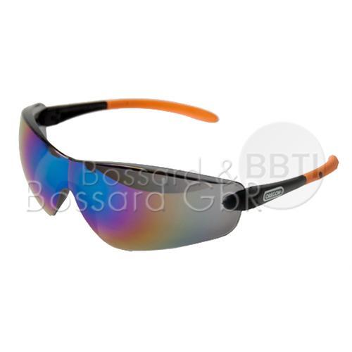 Q525252 - Schutzbrille getönt & verspiegelt