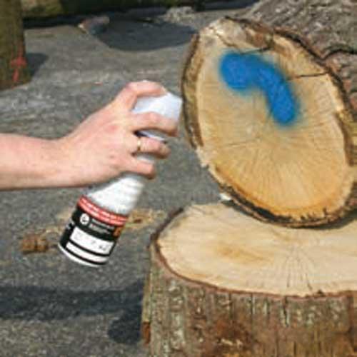Forstmarkierspray, 500 ml rot, grün, weiß, orange, gelb, blau, pink Pic:2