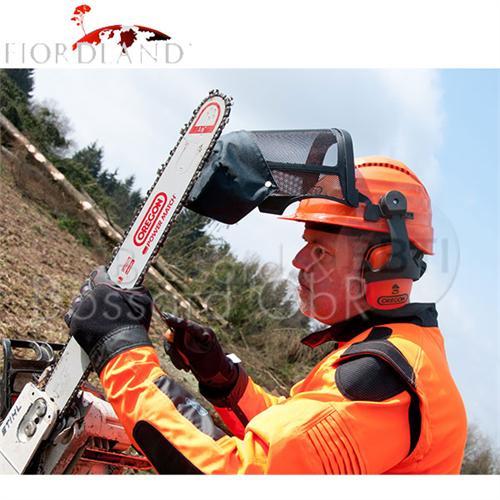 OREGON Fiordland Schnittschutz-Handschuhe einseitiger Schnittschutz Pic:2