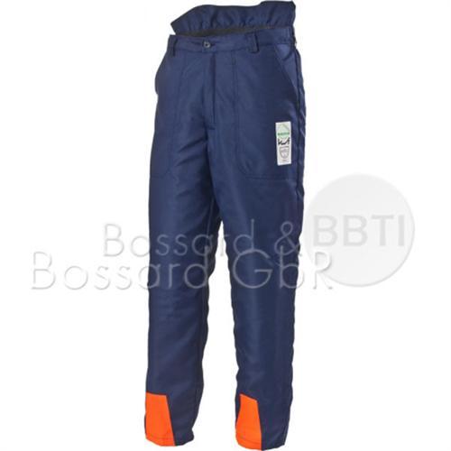 Forstschutz-Bundhose blau, Schnittschutzklasse 1 Typ A Pic:3