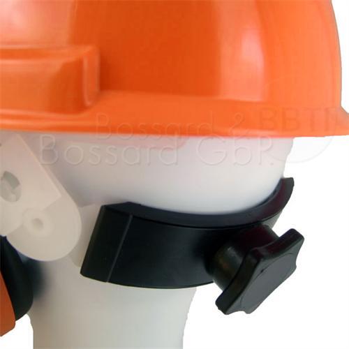 Forsthelmkombination, orange  Pic:2