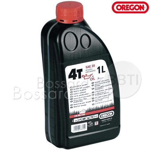 O90-7200 - 4-Takt Öl SAE30 1,0 l Flasche