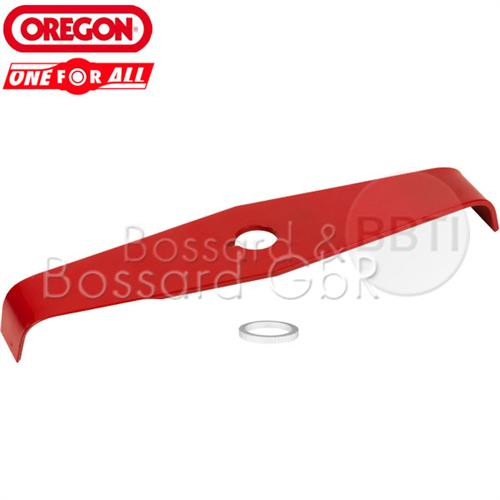 295505-0 - OREGON OFA 2-Zahn Mulch-/Dickichtmesser 300 x 4 mm 20/25,4 mm