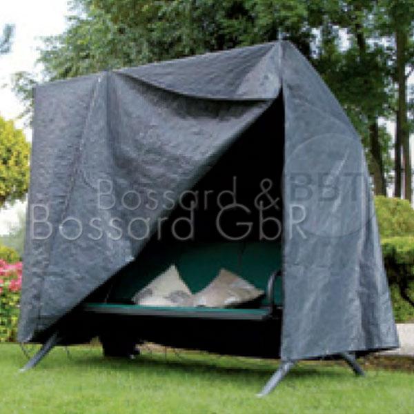 6030608 - Schutzhülle für Hollywoodschaukel, grau 255 x 170 x 143 cm