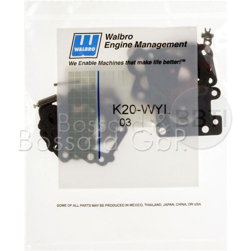 K20-WYL - WALBRO Reparatursatz