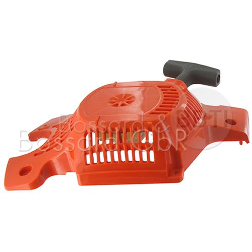 Lüftergehäuse mit Anwerfervorrichtung - ersetzt HUSQVARNA 530 07 19-68