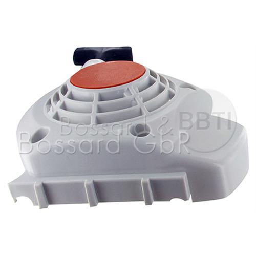 Lüftergehäuse mit Anwerfervorrichtung - STIHL 4134-080-2101
