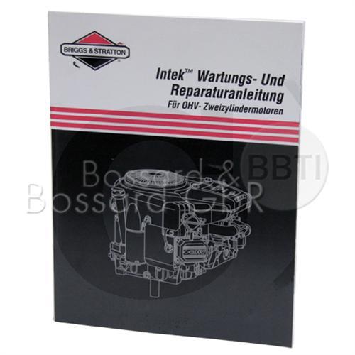 274079 - original B&S Reparaturhandbuch für Zweizylindermotoren, Vanguard OHV