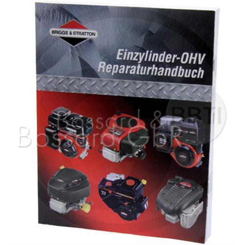 272945 - original B&S Reparaturhandbuch für Einzylindermotoren, Vanguard OHV