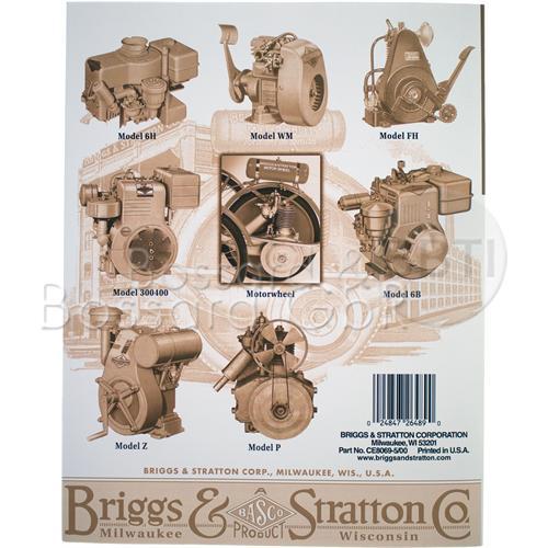 CE8069 - Briggs & Stratton Reparaturhandbuch, englisch Pic:2