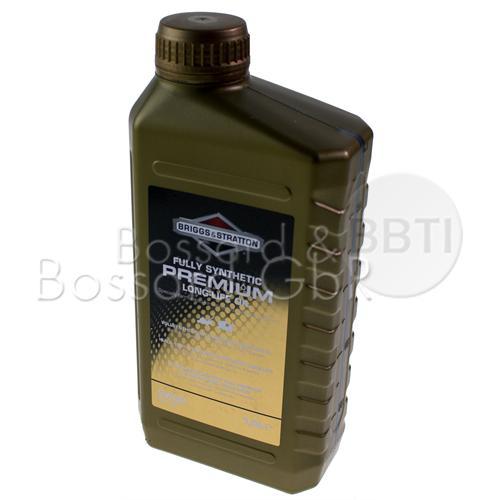 100007S - B&S Motorenöl 1,0 Liter 5W30 API SN Premium LL