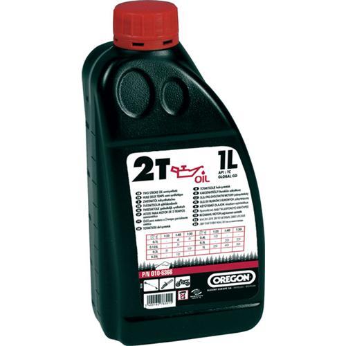OREGON Zweitaktöl S selbstmischend 1 l Flasche