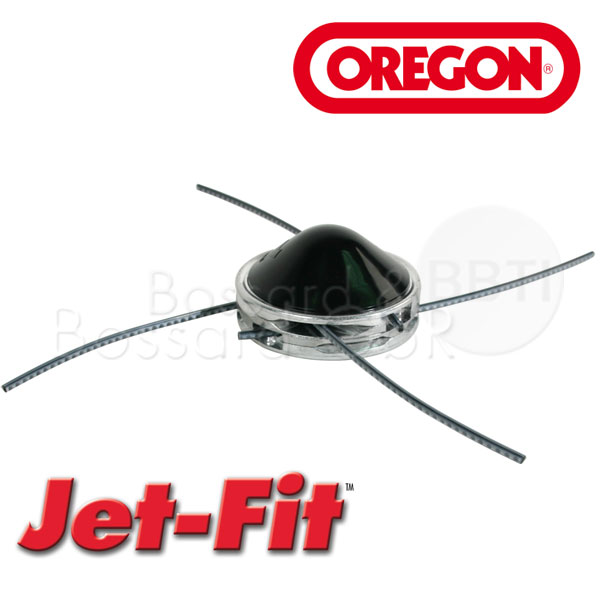 111111 - OREGON JET-FIT ALU 4-Fadenkopf