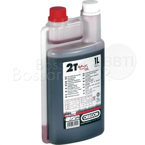 OREGON 2-Taktöl S selbstmischend 1 L Dosierflasche