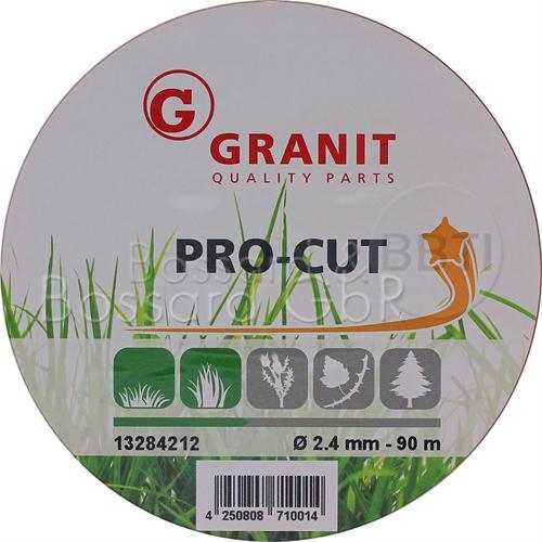 Pro-Cut Stern Profil - 2,4 mm x 90 m  Pic:1