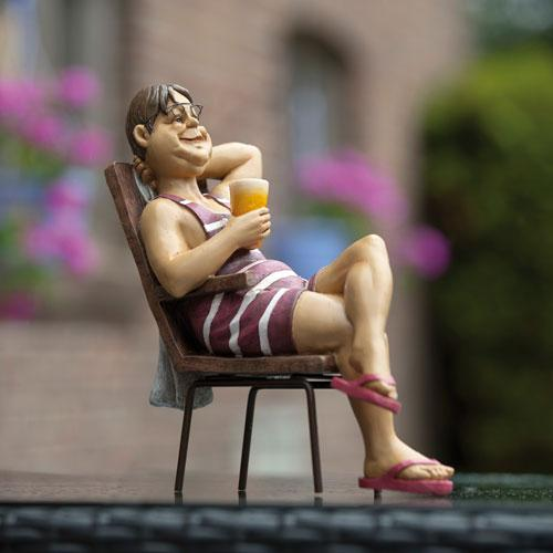 "1386262 - UBBINK Deko Figur ""Bob"" 30x14,5x21,5 cm"