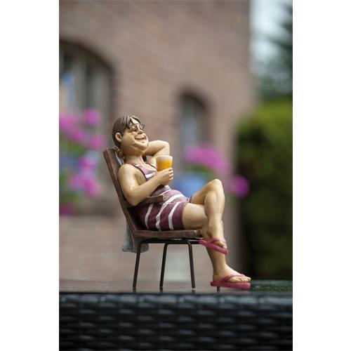"1386262 - UBBINK Deko Figur ""Bob"" 30x14,5x21,5 cm Pic:1"