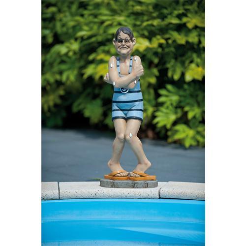 """1386266 - UBBINK Deko Figur """"Pete"""" klein 38x14x10 cm"""
