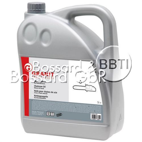 Granit Kettenhaftöl 5 Liter Kanister