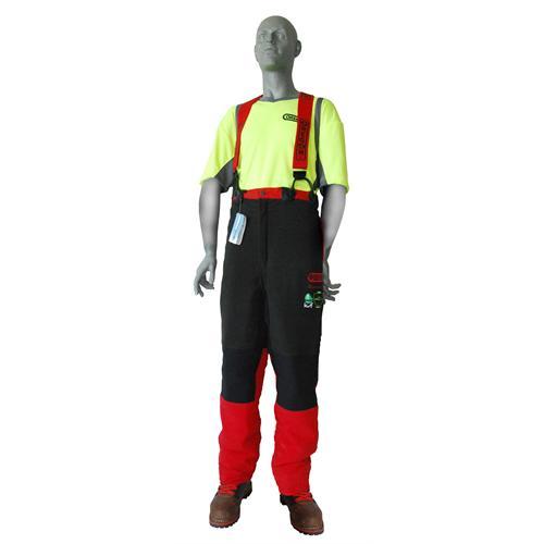 Oregon Supercomfort Forstschutz-Bundhose, Schnittschutz Typ A