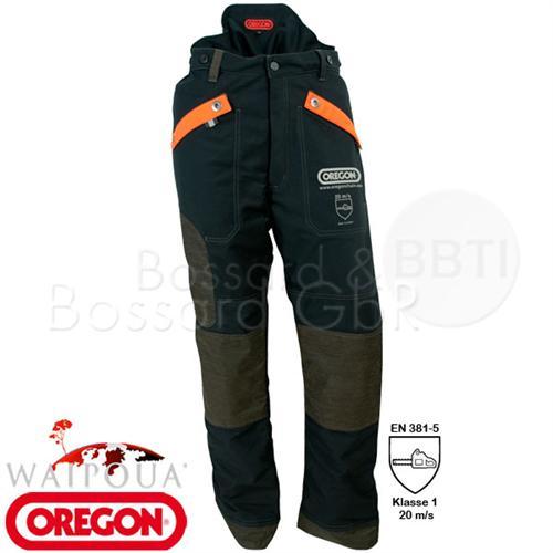 Oregon Waipoua® Forstschutz-Bundhose Schnittschutz Typ A