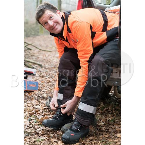 """295449 - OREGON Schnittschutz Lederstiefel """"Yukon""""  Pic:3"""