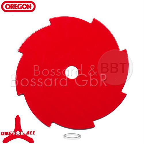295502-0 - OREGON OFA  8-Zahn-Wirbelblatt 230 x 1,4 mm 20/25,4 mm