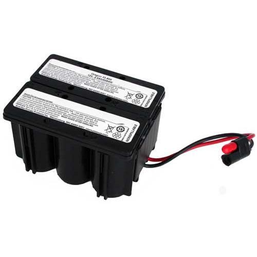 33-500-0 Oregon Starterbatterie 12V 2,5 A für Handrasenmäher