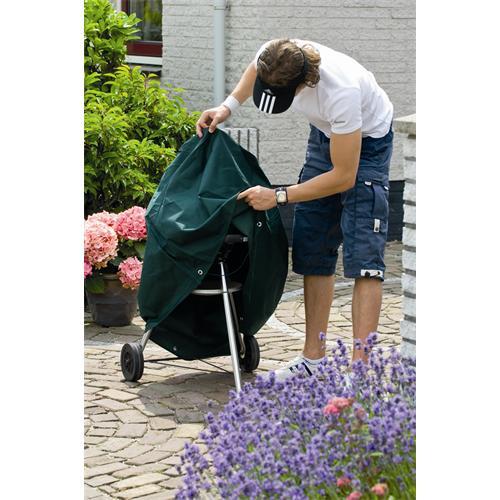 5013449 - Schutzhülle für Grill Ø 73 x 60 cm, grün, PALERMO