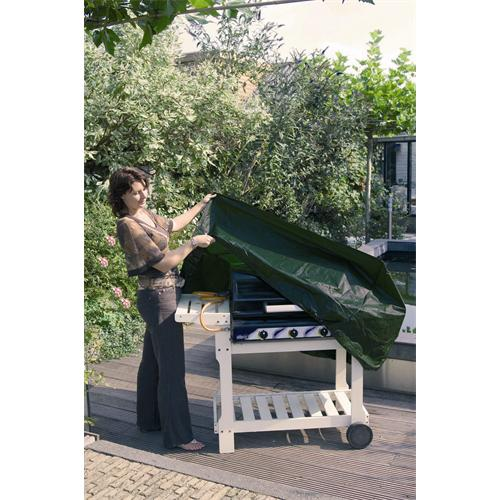 5013450 - Schutzhülle für Grill 58 x 58 x 103 cm, grün, PALERMO