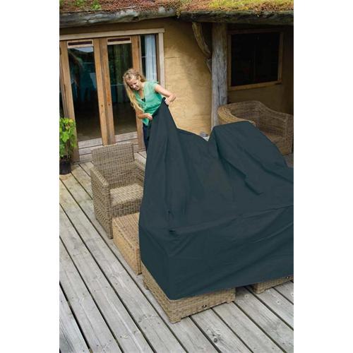 5013462 schutzh lle f r loungem bel 250 x 250 x 70 cm grau palermo. Black Bedroom Furniture Sets. Home Design Ideas