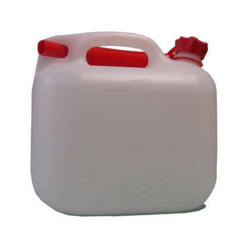 Kraftstoffkanister 5 Liter, transparent