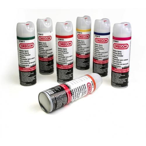Forstmarkierspray, 500 ml rot, grün, weiß, orange, gelb, blau, pink