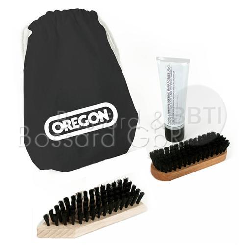 575951 - Schuhpflege-Set für schwarzes Rindsleder