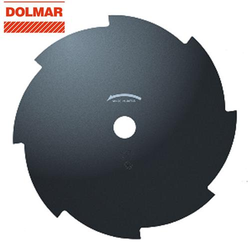362224180 - 8-Zahn-Wirbelblatt 230 x 25,4 mm