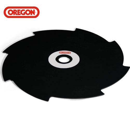 90325-20 - Oregon 8-Zahn-Wirbelblatt 255 mm Bohrung: 20 mm