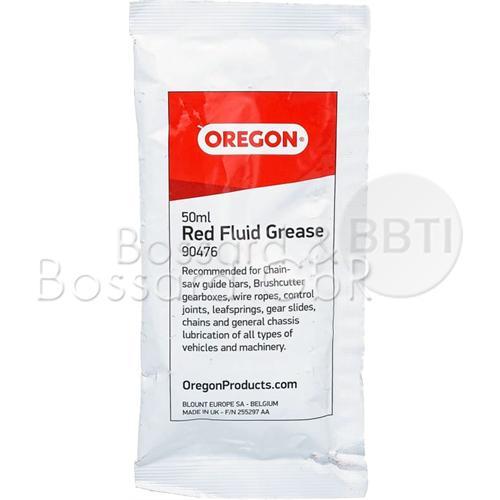 90476 - OREGON Roter Flüssigfettbeutel