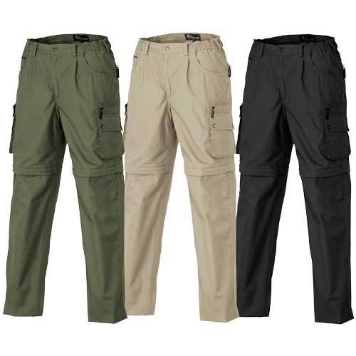 Pinewood Wildmarkhose Zip-Off Lite Sahara TC Lite TM