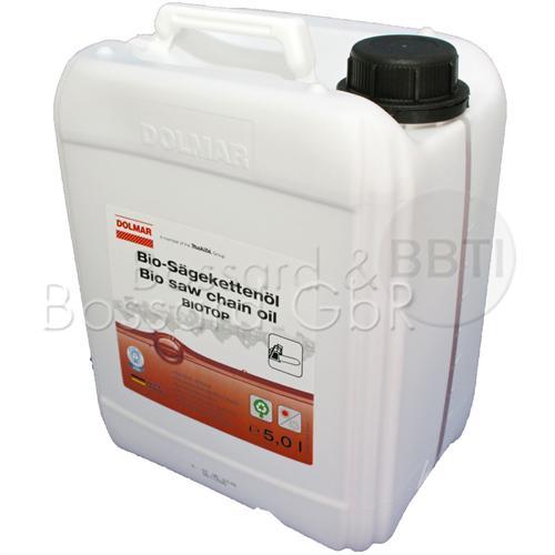 980008211 - original DOLMAR Biotop Kettenhaftöl 5 Liter