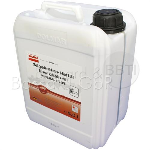 988002258 - DOLMAR Kettenhaftöl Mineral Plus 5 l