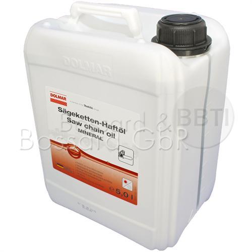 988002356 - DOLMAR Kettenhaftöl Mineral 5 Liter
