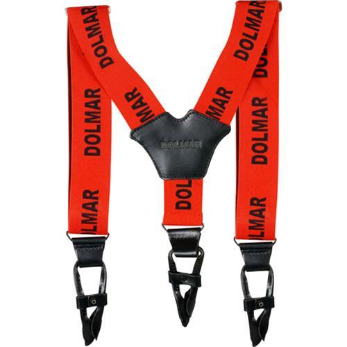 988048403 - DOLMAR elastische Hosenträger für Bundhose mit Knöpfen