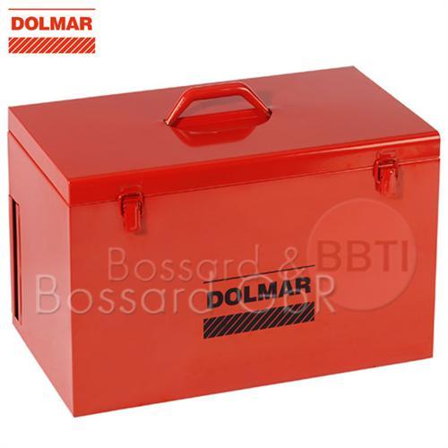 988959034 - DOLMAR Metallkoffer 470 x 275 x 300 mm