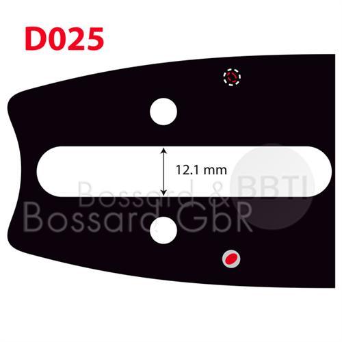 163ATMD025 - Oregon Führungsschiene Laser Tip Plus 40 cm 1.6 mm Pic:1