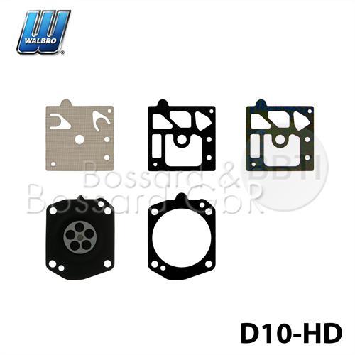 D10-HD - original Walbro Membransatz