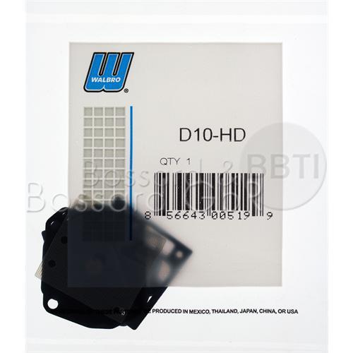 D10-HD - original Walbro Membransatz  Pic:3