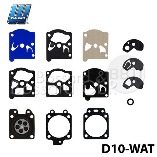 D10-WAT - WALBRO Membran- & Dichtsatz
