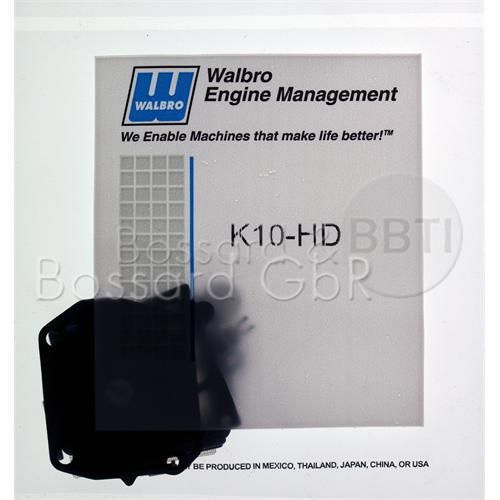 K10-HD - original Walbro Vergaserreparatursatz  Pic:3